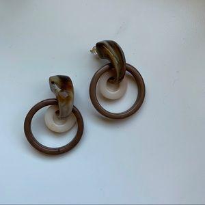 Sun Jewel handmade earrings